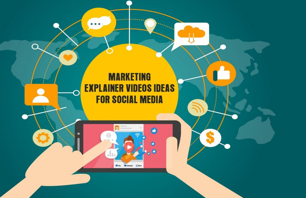 Digital Marketing Explainer Videos Web Business Strategy