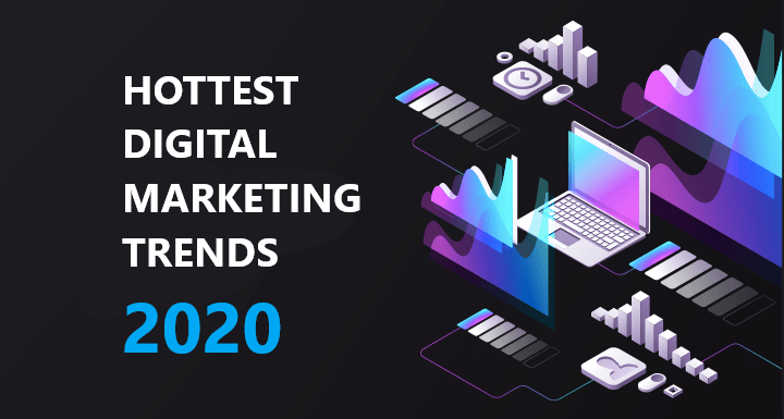 10 Hottest Digital Marketing Trends to Watch Out for in 2020 | SEO WEB AGENCY