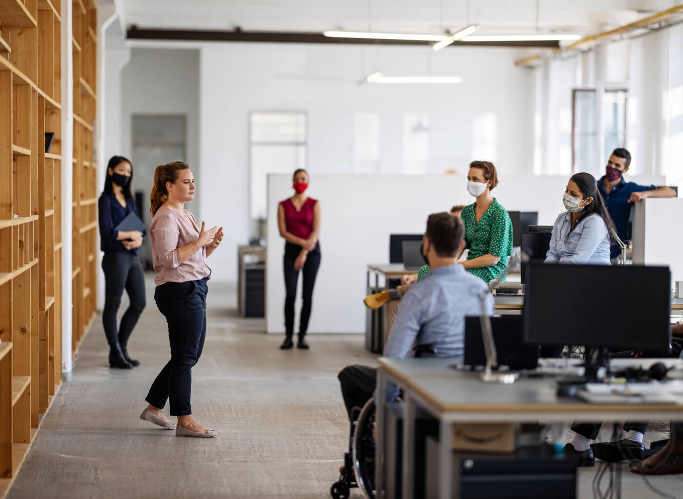 6 Tips To Keep Your Employees Motivated Post-pandemic | SEO WEB AGENCY